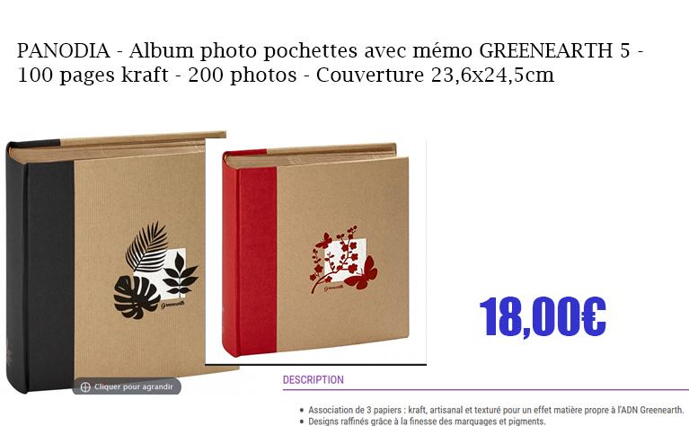 album Greenearth 200ph
